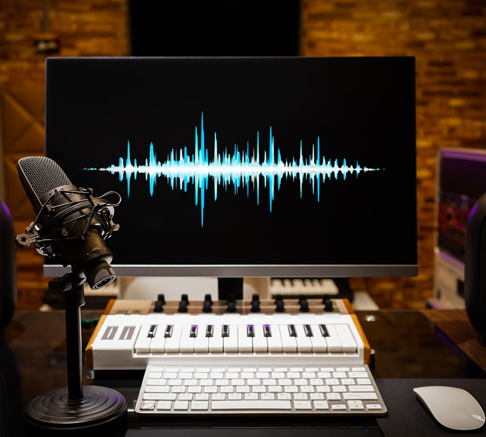 Audio track analysis